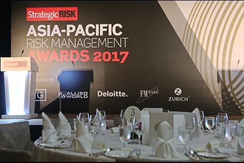 Strategic Risk Awards